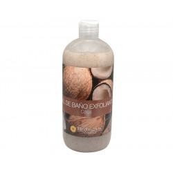Gel de Baño Exfoliante Coco