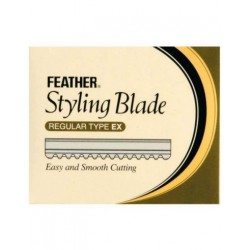 Feather Styling Blade