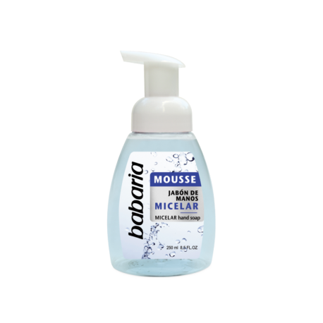 Jabón de manos Micelar en Mousse
