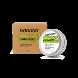 Crema facial con Aceite de Semilla de Cannabis