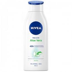 Nivea Body Loción Aloe Vera 400ml