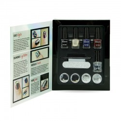IDC MAGIC STUDIO LUXE NAIL ART BOX 30351