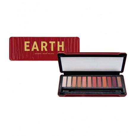 IDC COLOR EARTH TIN BOX EYESHADOW 25528