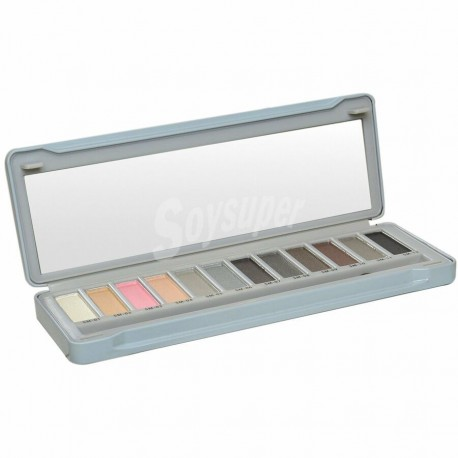 IDC COLOR NUDE TIN BOX EYESHADOW 30307