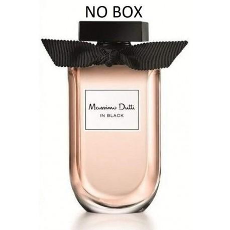 Massimo Dutti In Black Woman 80ml Original Sin Caja
