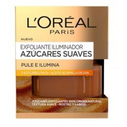 L'oréal Exfoliante Iluminador Azúcares Suaves 50ml