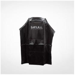 Bifull Delantal Polyester negro