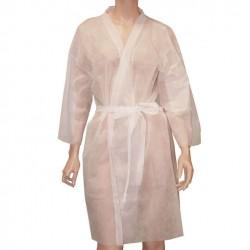 Pollié Bolsa 10 Kimonos BLancos 1 uso