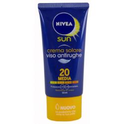 Nivea Sun FPS20 crema antiarrugas 50ml