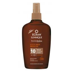 Ecran Sunnique Aceite seco FPS 10 200ml