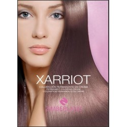 Xarriot- Zimberland Coloración Permanente en crema 60ml
