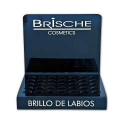 Expositor brillo labios normal