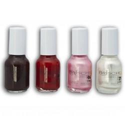 Full range of nail polish