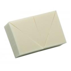 Esponja Látex blanca 4u